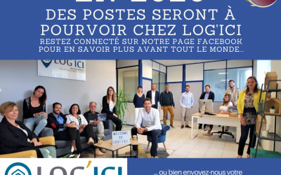 LOG'ICI IMMOBILIER RECRUTE